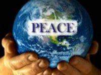 نماد شعار صلح برای همه 5
